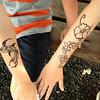 Henna Tats